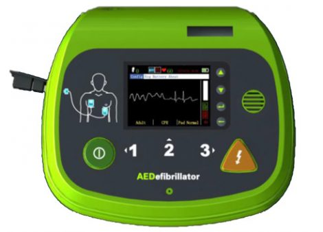 AED7000 Plus (Automated External Defibrillator)