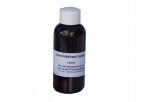 Cetrimide Wound Cleaner Solution - 100ml