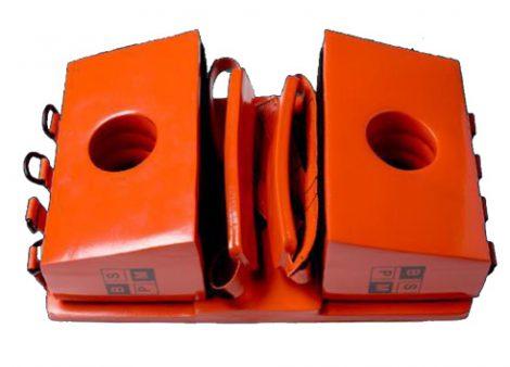 Head Immobiliser (Head Blocks) Universal